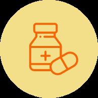 pain medication icon