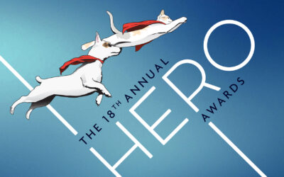 Thank you for making the 18th Annual HERO Awards a success! (Watch the Replay)